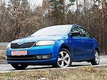 Тест-драйв: Skoda Spaceback на украинских дорогах