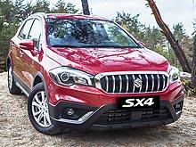 Тест-драйв Suzuki SX4 New. Кроссовер с баварским акцентом
