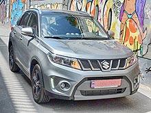 Тест-драйв Suzuki Vitara S: почти все, чего хотелось - Suzuki