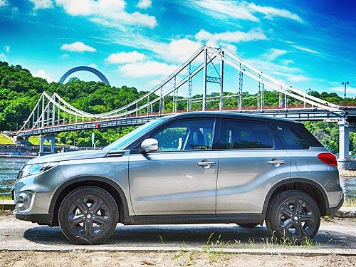 Тест-драйв Suzuki Vitara S: почти все, чего хотелось