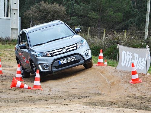 Тест-драйв новой Suzuki Vitara: возвращение к истокам