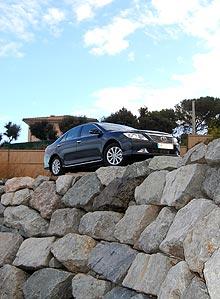 Тест-драйв новой Toyota Camry: Правильный генетический код