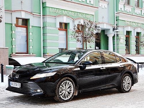 Тест-драйв Toyota Camry: Новый объект желаний - Toyota