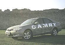 Тест-драйв: По замкам Львовщины на Toyota Camry