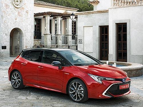 Тест-драйв Toyota Corolla: Fun to view - Toyota