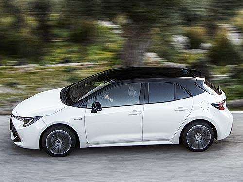 Под брендом Suzuki будут выпускать Toyota RAV4 и Corolla