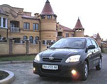 Тест-драйв: Toyota Corolla – возвращение в доступный класс