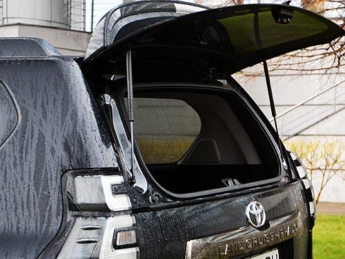 Чем способен удивить новый Toyota Land Cruiser Prado. Тест-драйв - Toyota