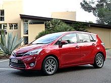 Тест-драйв Toyota Verso: покушение на семейные ценности