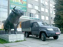 Тест-драйв: УАЗ-23602 Cargo. Наследник «головастика»