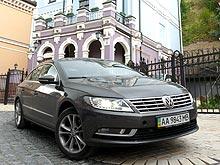 Тест-драйв Volkswagen CC: Почем люкс для народа?