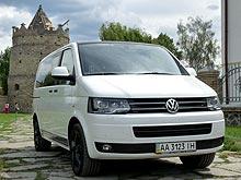Тест-драйв Volkswagen Multivan: реактивный спальный вагон