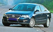 Тест-драйв: Volkswagen Passat B6. «Пассат» или «Бриз»?