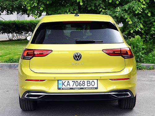 Самый несдержанный. Тест-драйв нового Volkswagen Golf VIII - Volkswagen
