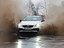 Тест-драйв Volvo V40 Cross Country: Кросс по городу