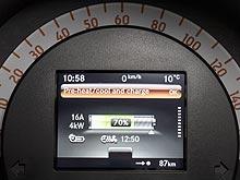 Тест-драйв smart electric drive: Шпион под прикрытием - smart