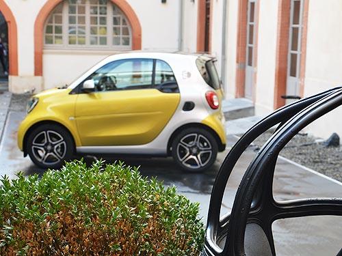 Самые популярные городские автомобили в Украине - городской