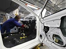 Производство автомобилей в мае упало на 20% - производство