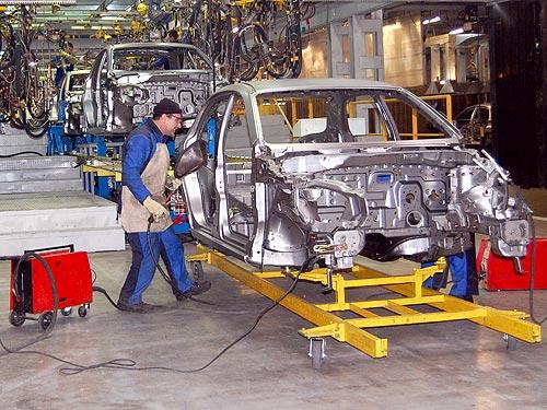 Производство автомобилей в Украине выросло на 73% - производств