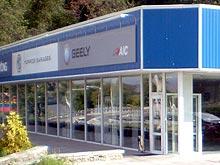В Киеве открылся еще один автоцентр Geely, SsangYong и MG