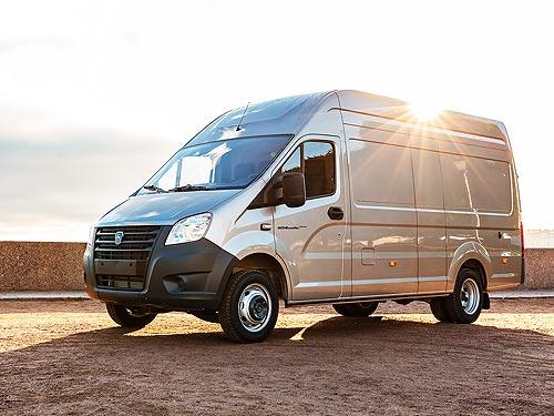 Новую ГАЗель NEXT фургон можно купить за 419 900 грн. - ГАЗель