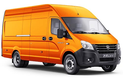 Цена на дизельный фургон Gazelle NEXT снижена до 579 900 грн.