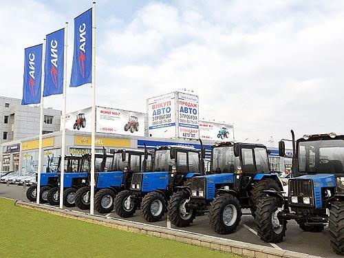 В Украине расширен модельный ряд тракторов Belarus - трактор