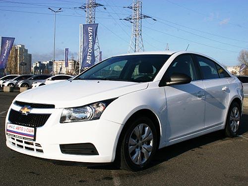 Chevrolet Cruze с пробегом доступен в кредит от 66 грн. в день с выгодой до 33 000 грн.