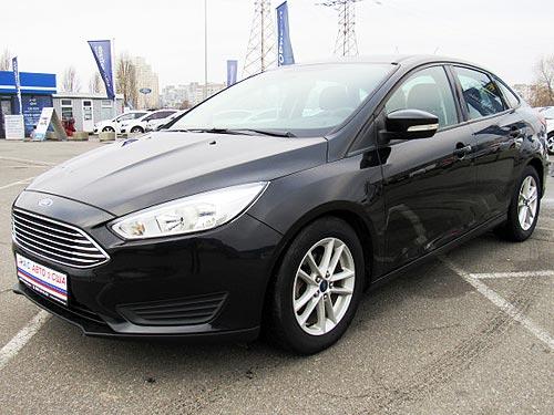 Ford Focus с пробегом можно купить в кредит от 75 грн. в день с выгодой до 33 000 грн.