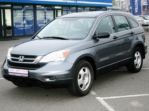 Honda CR-V с пробегом можно купить в кредит от 84 грн. в день с выгодой до 66 500 грн.