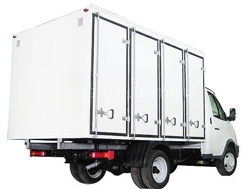 На хлебные фургоны на шасси ГАЗ скидки достигают 33 500 грн.