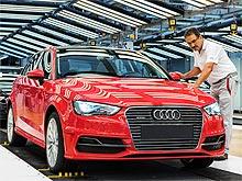 Какие технологии уже применяет Audi. Репортаж с завода - Audi