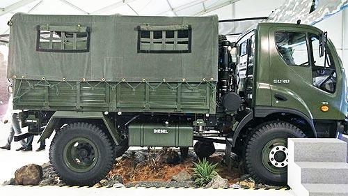 Для украинской армии нашли сразу две замены ГАЗ-66