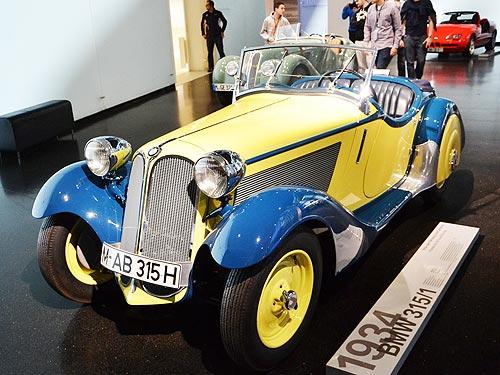Раритетами не рождаются. Наш репортаж из музея BMW в Мюнхене