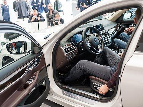 В Украине открыли обновленный салон BMW - BMW