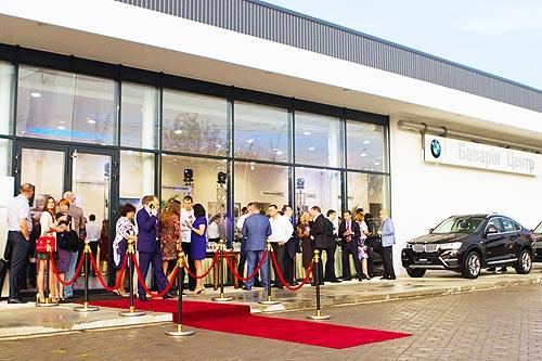 BMW в Украине продолжает расширять дилерскую сеть - BMW