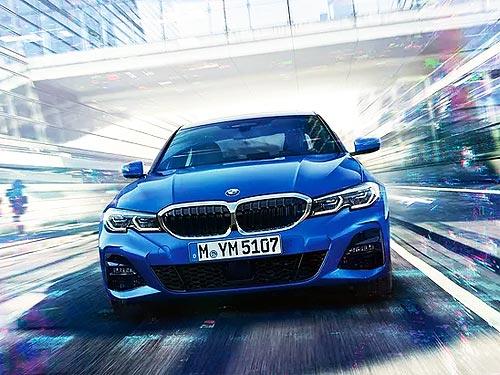 На BMW 3 серии действуют специальные ценовые предложения