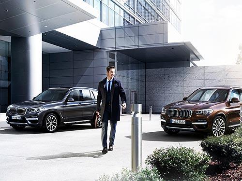 На автомобили BMW действуют специальные предложения