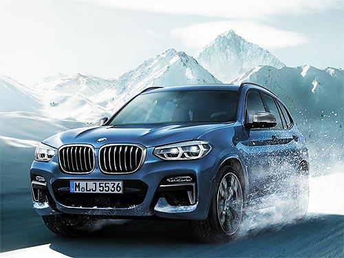 BMW X3 доступен по специальным ценам и в кредит от 12 100 грн. в месяц