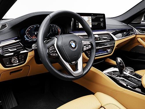 BMW 5 серии доступны по специальным ценам от 1 350 000 грн.* - BMW
