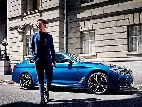 В марте действует специальные предложения на автомобили BMW 5 серии