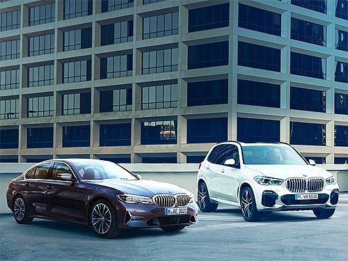 На BMW 2019 года выпуска действуют специальные предложения