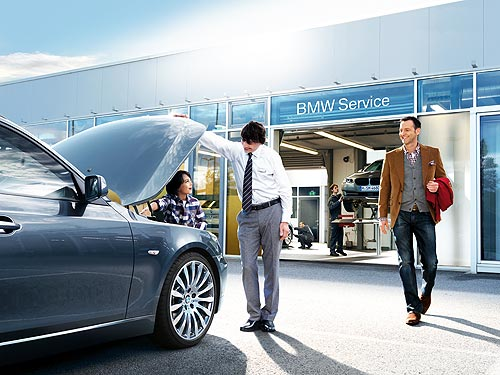 Как привлекают на официальный автосервис постгарантийные автомобили. Опыт крупнейших операторов - сервис