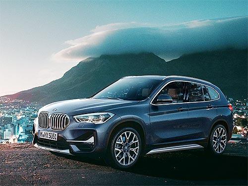 BMW X1 доступен по специальным ценам и в кредит от 8300 грн. в месяц