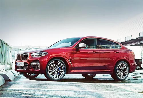 BMW X4 доступен с выгодой до 194 000 грн.