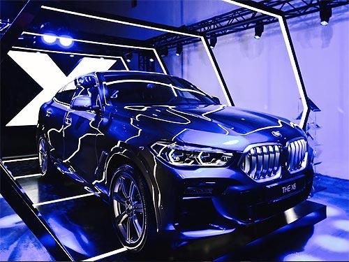 На UFW снова прошла яркая автомобильная премьера