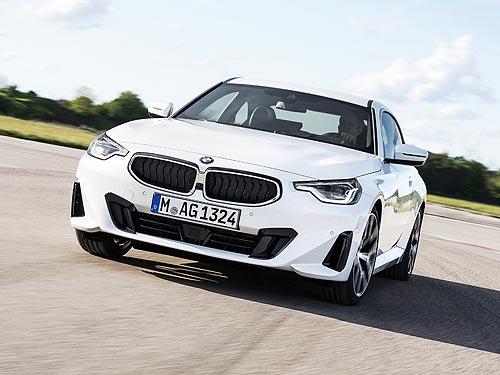 Каким будет новый BMW 2 серии Coupe - BMW