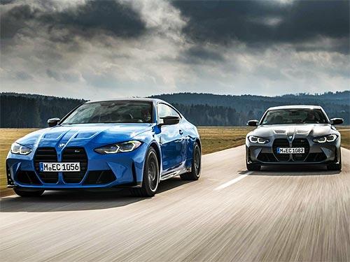 В линейке BMW 3 и 4 серии появятся новые полноприводные версии M xDrive