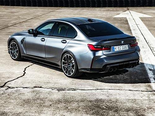 В линейке BMW 3 и 4 серии появятся новые полноприводные версии M xDrive - BMW