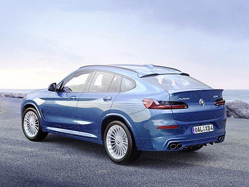 Какими будут обновленные BMW ALPINA XD3 и XD4 - BMW